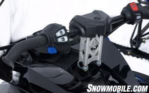 2014 Yamaha Viper handlebar riser