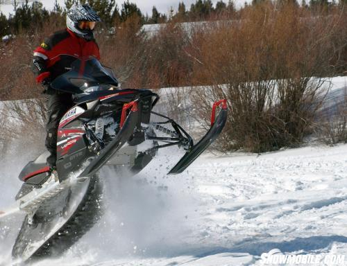 Snowmobile Pictures: Snowmobile 2014 Yamaha Viper Jump ...