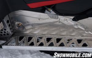 2014 Yamaha Viper Runningboard