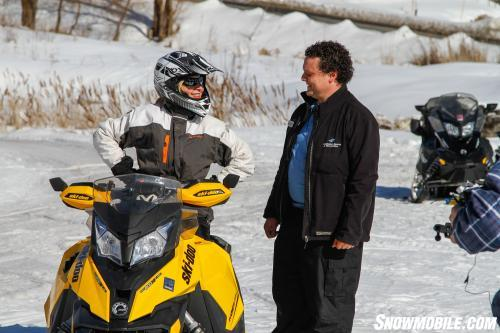 Muskoka Snowmobile Rental and Instruction