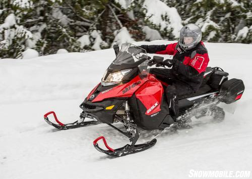 2014 Ski-Doo GSX LE 900 ACE Action