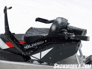 2014 Polaris 550 Indy Adventure Armrest Bags