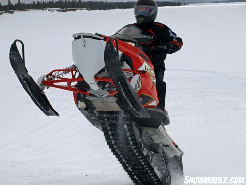 2014 Polaris 800 Indy SP Action Air