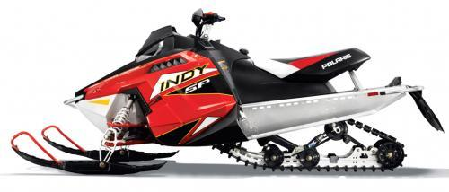 2014 Polaris 800 Indy SP Profile