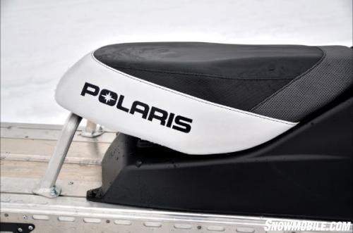 2014 Polaris Pro RMK Seat Bag