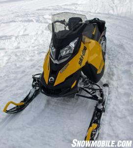 2014 Ski-Doo MXZ TNT ACE 900 Static