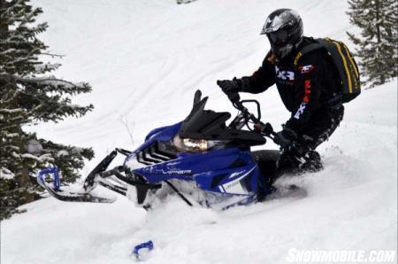 2014 Yamaha Viper Snowmobile