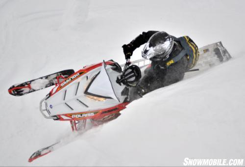 2014 Polaris 800 Pro-RMK Action Powerslide
