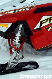 2014 Polaris 800 Pro-RMK Front Suspension