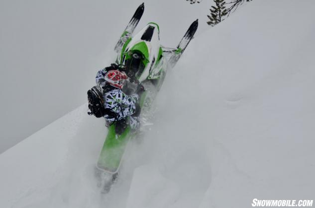 2014 Arctic Cat M8000 HCR Action Whip