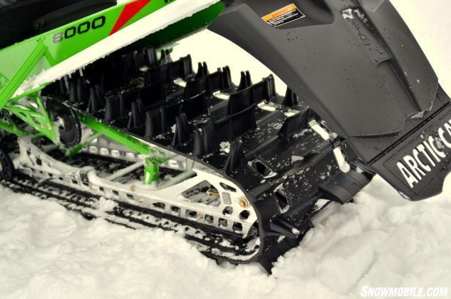 2014 Arctic Cat M8000 HCR Track