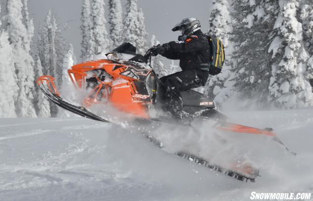2014 Arctic Cat M9000 162 Action Jump