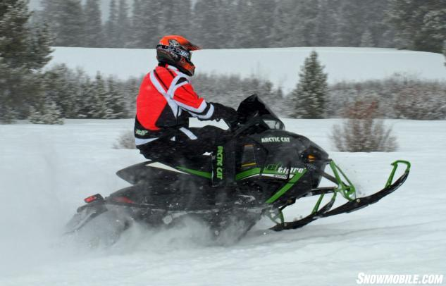 2014 Arctic Cat El Tigre ES Action Right