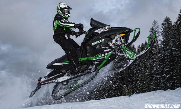 2014 Arctic Cat El Tigre ES Action Jump