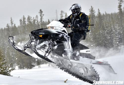 Snowmobile Pictures: Snowmobile 2014 Arctic Cat XF 8000 ...