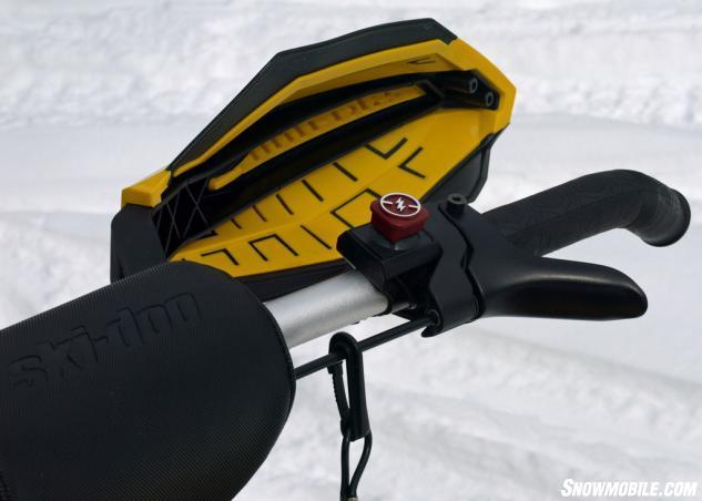 2014 Ski-Doo MXZ X-RS J-Hooks