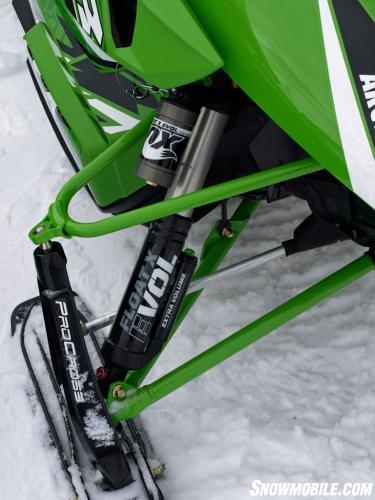 2014 Arctic Cat ZR 8000 RR Fox EVOL Shock