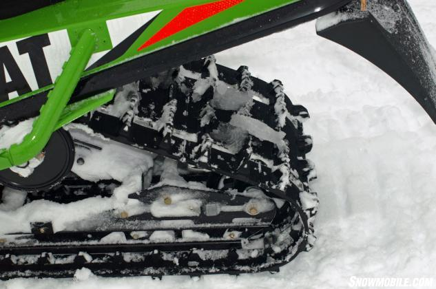 2014 Arctic Cat ZR 8000 RR Track