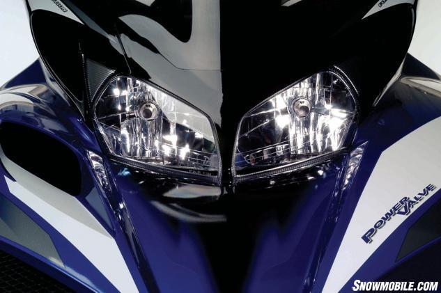 2002 Yamaha SX Viper Headlights