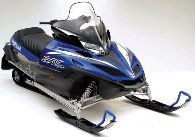 2002 Yamaha SX Viper Profile