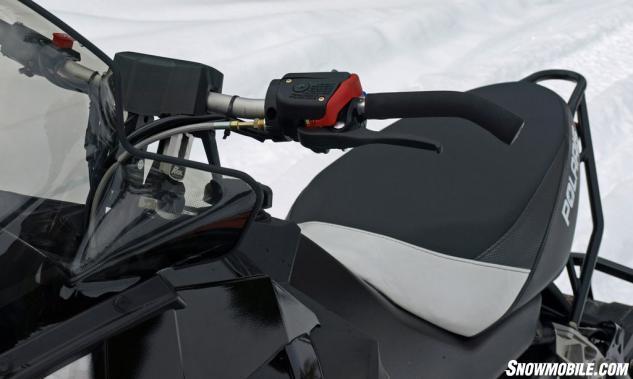 2014 Polaris 800 Rush Pro-R Seat