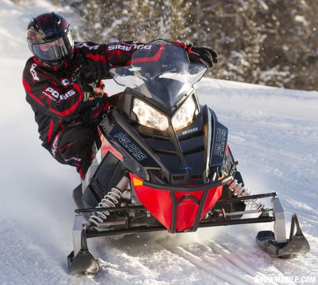 2014 Polaris Indy 800 SP