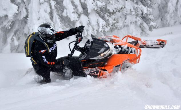 2014 Arctic Cat M9000 Limited