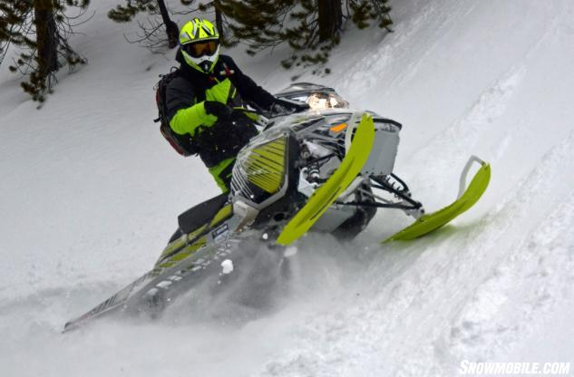 Freeride Snow Mobile : Snowmobiles of the year best west