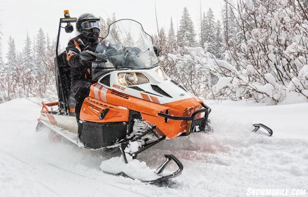 2014 Arctic Cat Bearcat Z1 XT