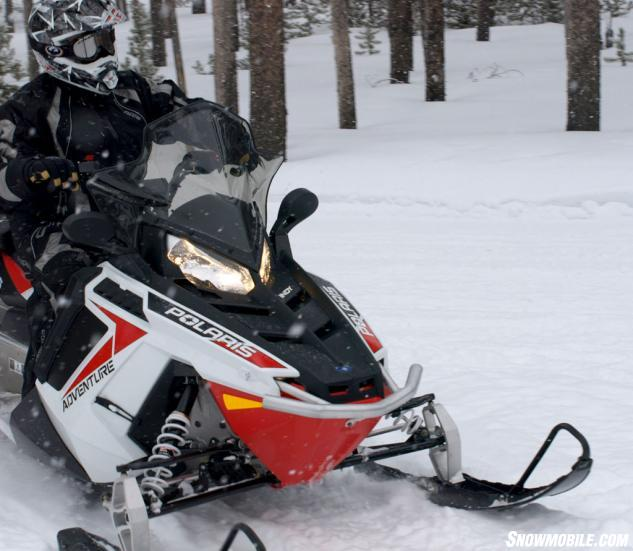 2014 Polaris 550 Indy Adventure