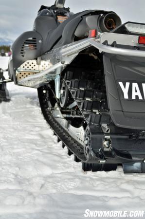 Yamaha Nytro Front Shocks