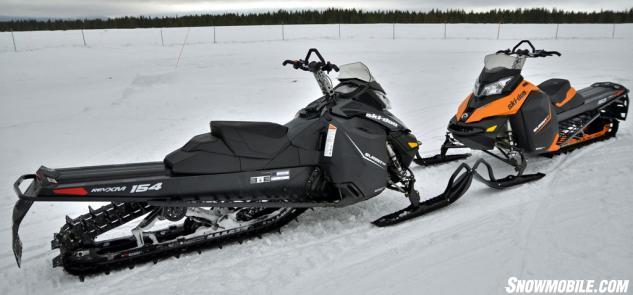 2014 Ski-Doo XM Summit SP Pair