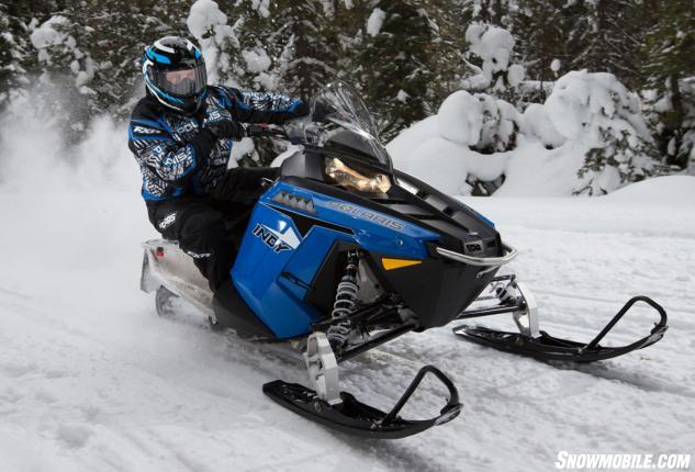 2014 Polaris 600 Indy Action