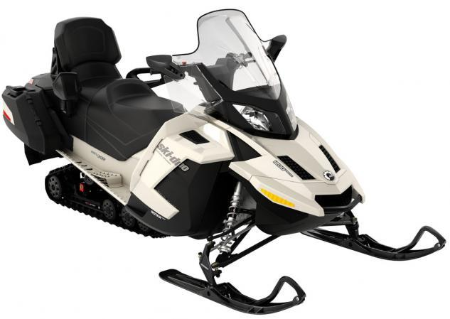 Ski Doo Grand Touring  Review