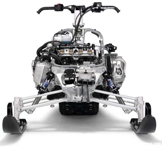 2014 Yamaha Apex Bare Chassis
