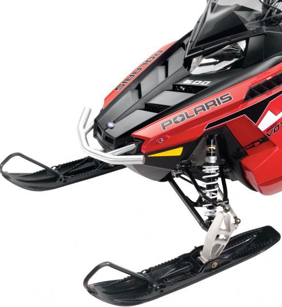 2014 Polaris 600 Indy Voyager Front End