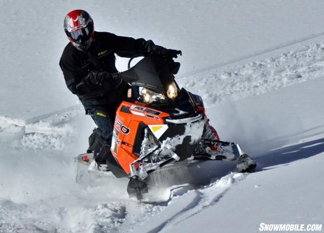 2014 Mountain Snowmobile Shootout  Part 1