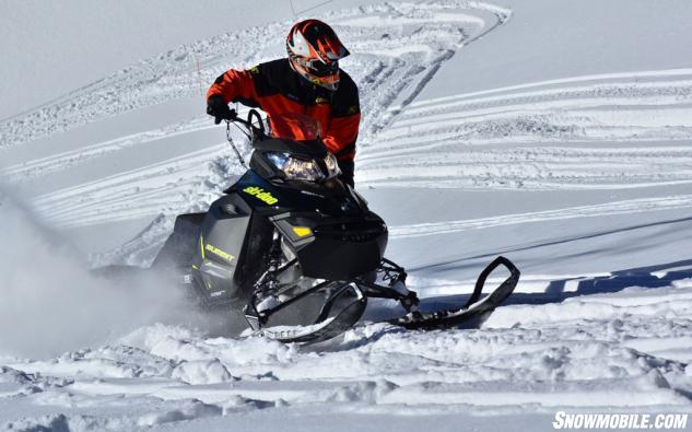 2014 mountain snowmobile shootout part 1