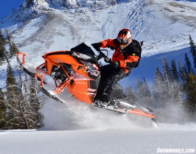 2014 Mountain Snowmobile Shootout: Part 2 - Snowmobile.com