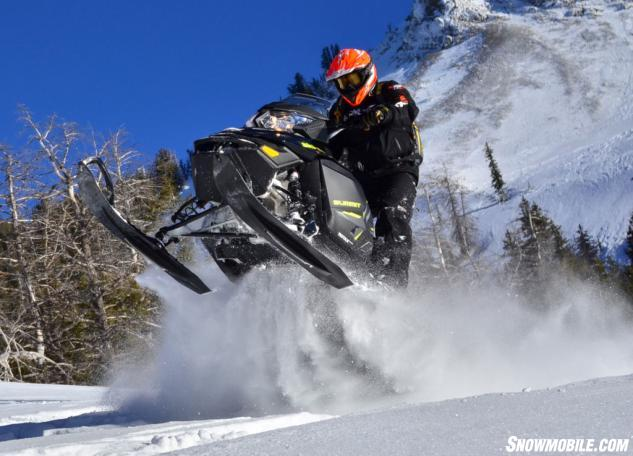 2014 mountain snowmobile shootout part 2