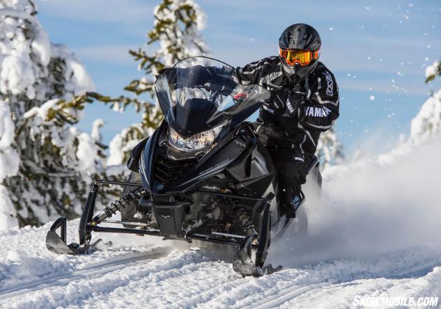 2015 Yamaha SR Viper LTX DX