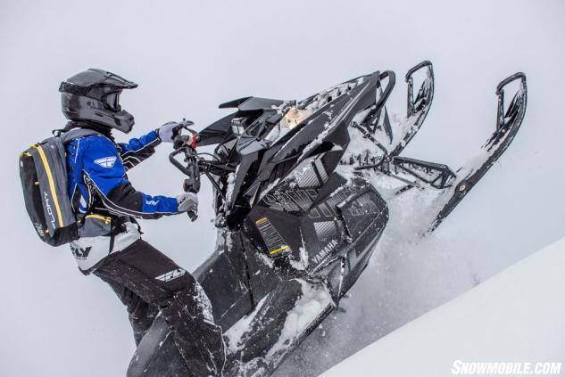 2015 Yamaha SR Viper MTX 153