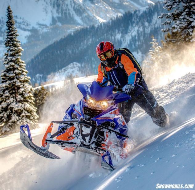 Yamaha Snowmobile Lineup