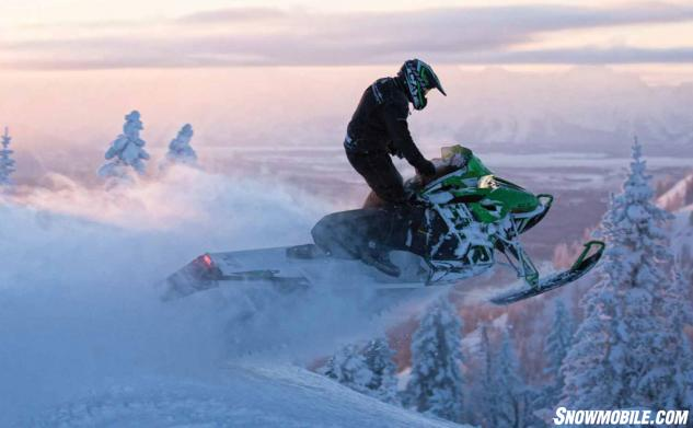 2015 Arctic Cat Snowmobile Lineup Preview - Snowmobile.com