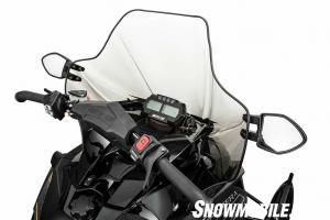 2015 Arctic Cat Pantera 7000 windshield