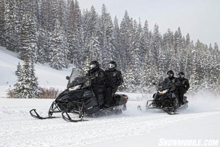 2015 Arctic Cat Pantera 7000 action
