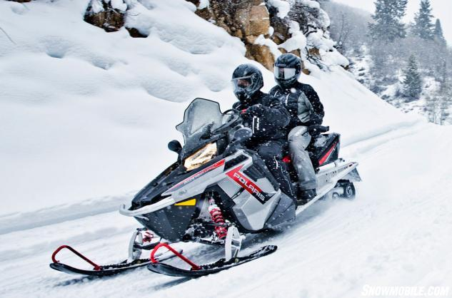 2015 Polaris 550 Adventure 155