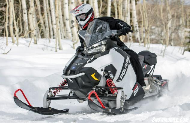 2015 Polaris 600 Rush Pro-S