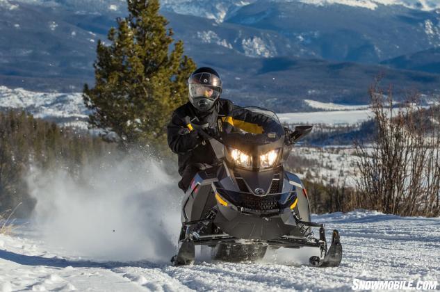 2015 Ski-Doo GSX