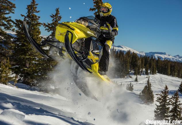 2015 Ski-Doo MXZ
